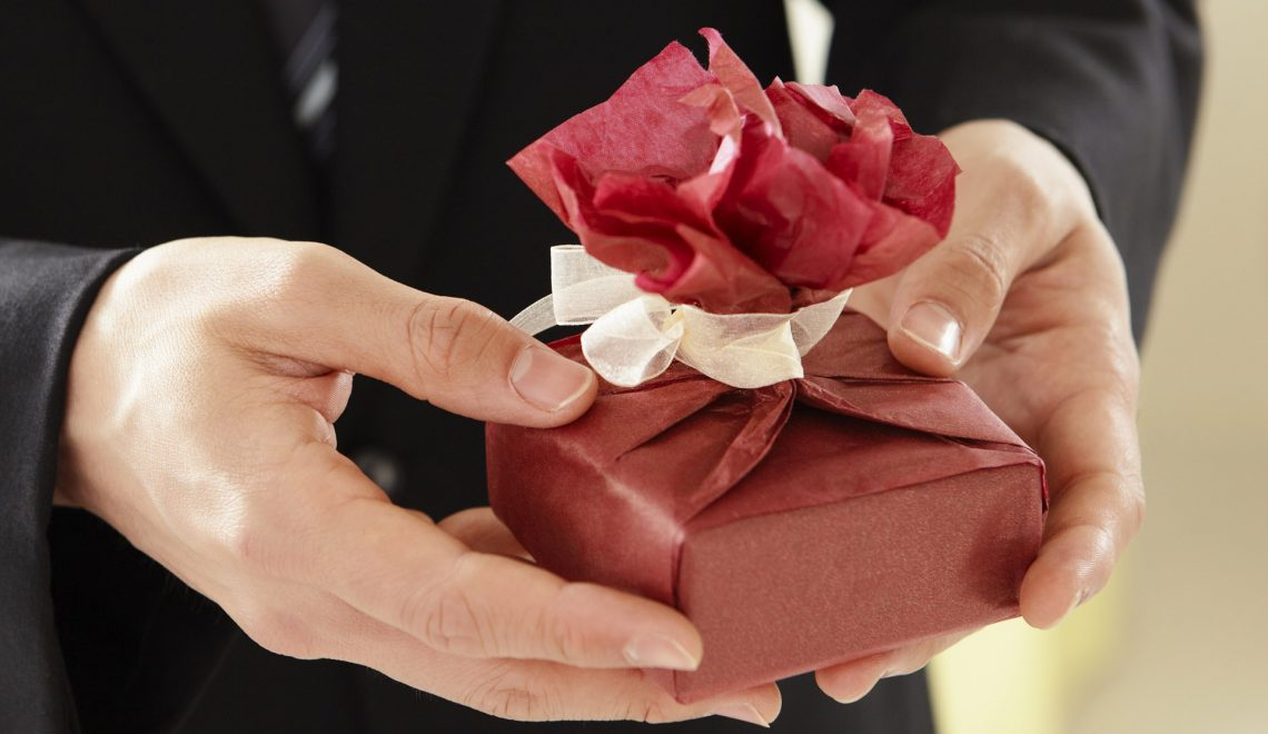 "How to be the best ""Gift Giver""?  What is ""Gracious Giving""?"